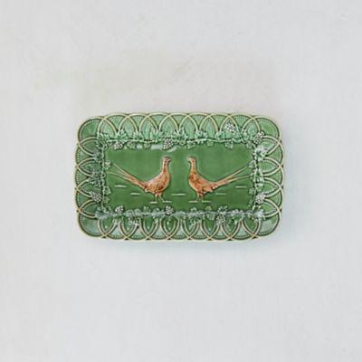 Ceramic Bird Platter