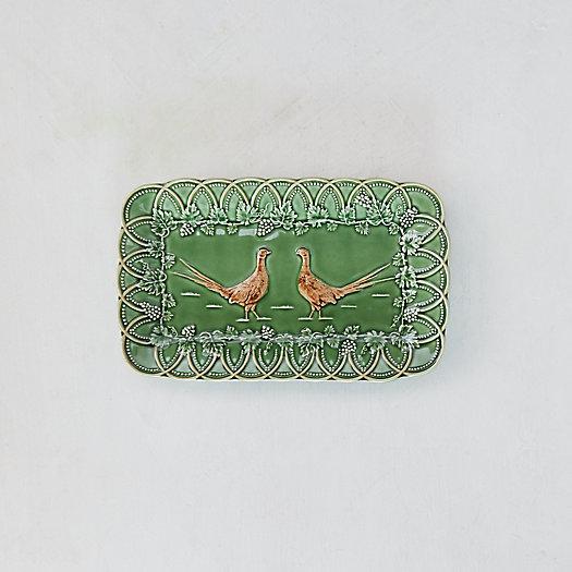 View larger image of Ceramic Bird Platter