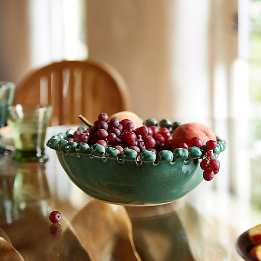 View larger image of Bauble Edge Ceramic Serving Bowl