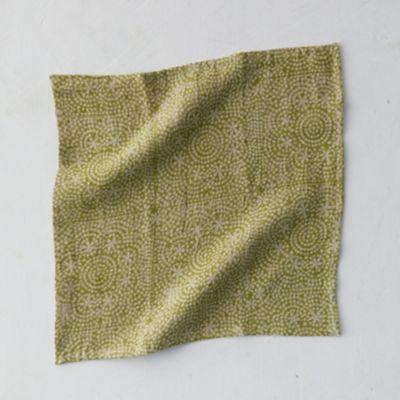 Wisteria Dot Linen Napkin