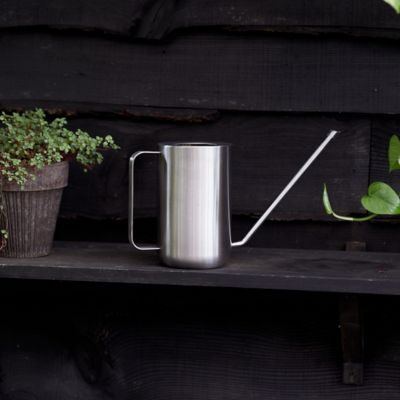 Mod Stainless Steel Watering Can
