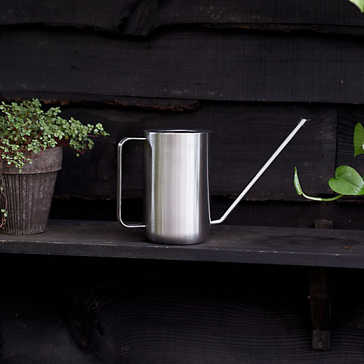 View larger image of Mod Stainless Steel Watering Can