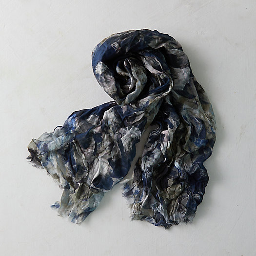 View larger image of Dancing Florals Scarf