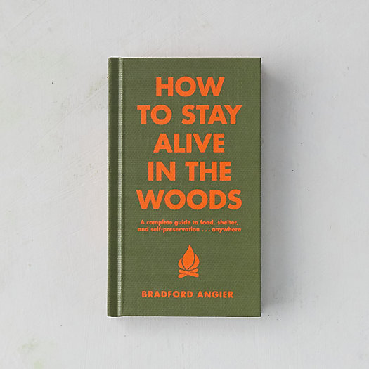 View larger image of How to Stay Alive in the Woods