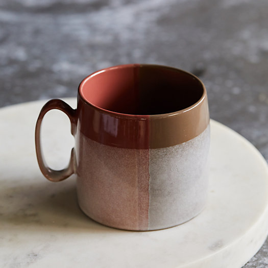 View larger image of Plaid Ceramic Mug