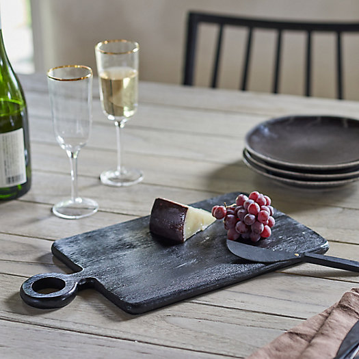 View larger image of Small Wood Serving Board, Rectangle