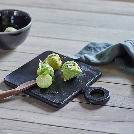 View larger image of Small Wood Serving Board, Square