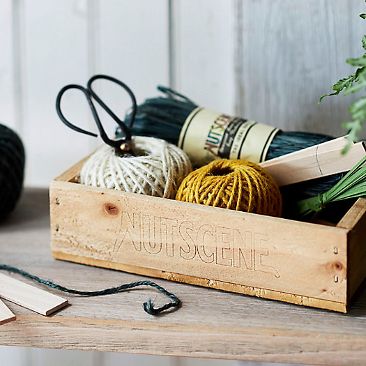 View larger image of Garden Gift Set in Seed Tray