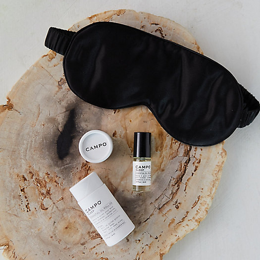 View larger image of Sleep Essential Oil Roll-on + Silk Eye Mask Kit