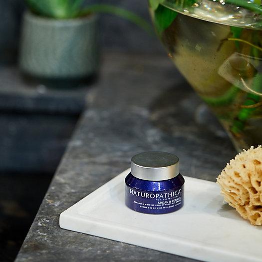 View larger image of Naturopathica Argan + Retinol Advanced Night Gel Cream