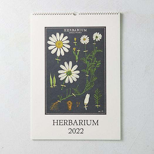 View larger image of Herbarium 2022 Wall Calendar