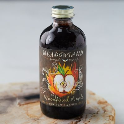 Woodfire Apple Simple Syrup