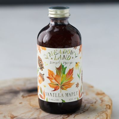 Maple Simple Syrup