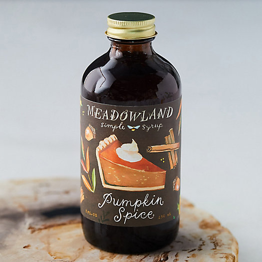 View larger image of Pumpkin Spice Simple Syrup