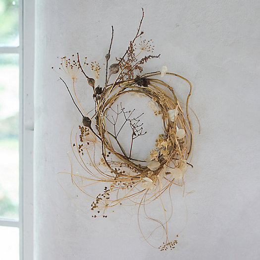 View larger image of Ashn Earth Textured Neutrals Wreath