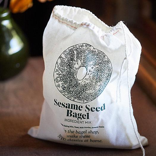 View larger image of Sesame Seed Bagel Making Mix