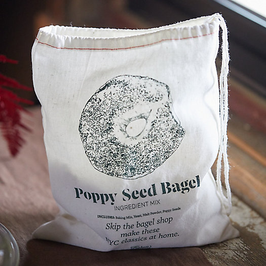 View larger image of Poppy Seed Bagel Making Mix