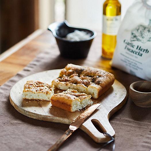 View larger image of Garlic Herb Focaccia Making Kit