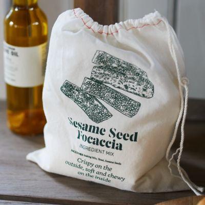 Sesame Seed Focaccia Making Kit