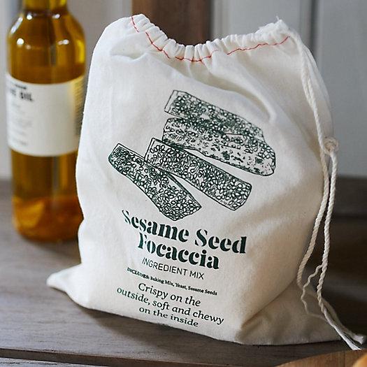 View larger image of Sesame Seed Focaccia Making Kit