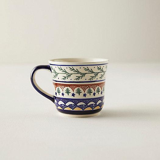 View larger image of Evergreen Bough Ceramic Mug