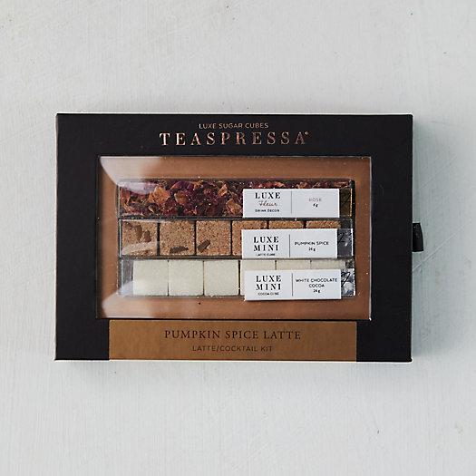 View larger image of Pumpkin Spice Latte Sugar Cube Kit