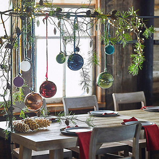 View larger image of Shop the Look: A Forest-Inspired Over-the-Table Ornament Look