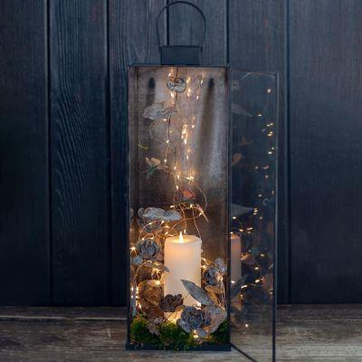 Shop the Look:  Falling Stars Planted Lantern