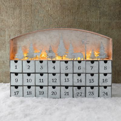 Shop the Look: The Glowing Concordville Woodland Advent Calendar