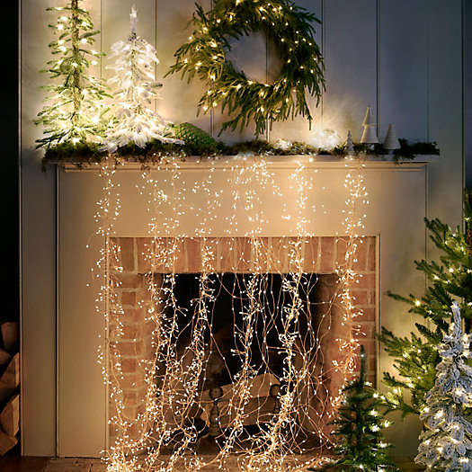 View larger image of Shop the Look: A Cascading Fireplace Glow