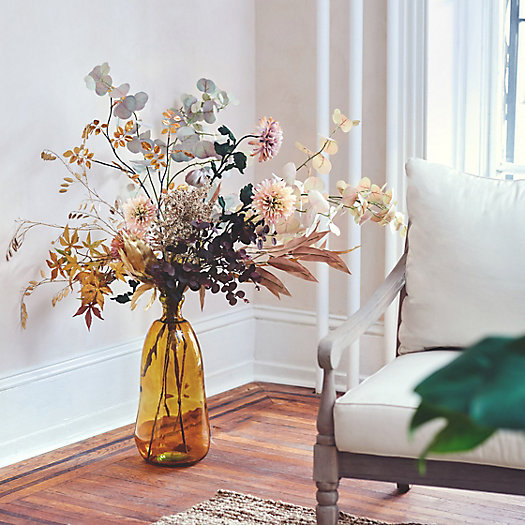 View larger image of Shop the Look: An Autumn Harvest Faux Floral Arrangement