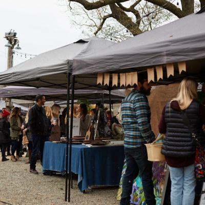 Friends of Terrain Local Artisan Market