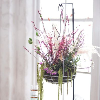 Shop the Look: Preserved Hanging Gardens with the Over-the-Table Display Hook