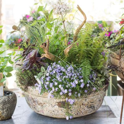 Spring Container Inspiration