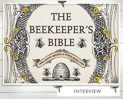 A Conversation with The Beekeeper's Bible