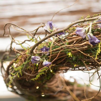Planted Spring Wreaths, 11am