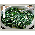 Recipe of the Week: Creamed Spinach