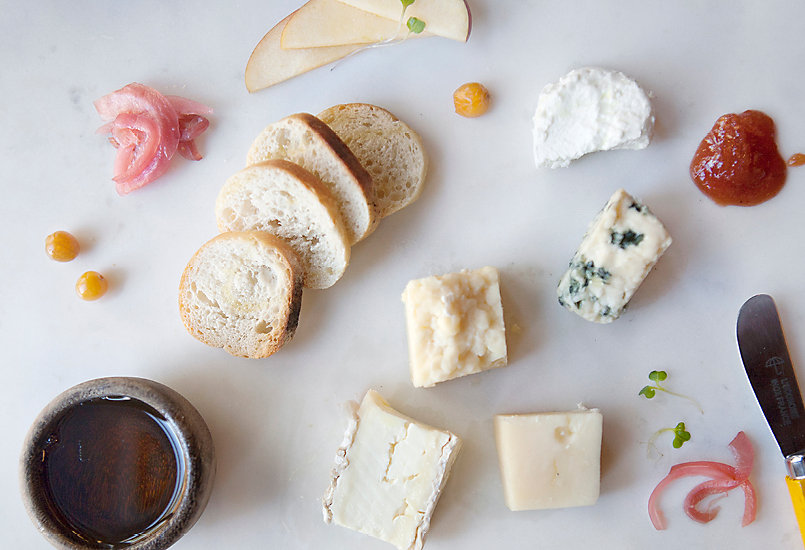 Fig + Cheese Plate & Fig + Cheese Plate | The BLOG at Terrain