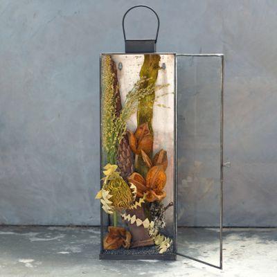 Shop the Look: Autumn Sunset Planted Lantern