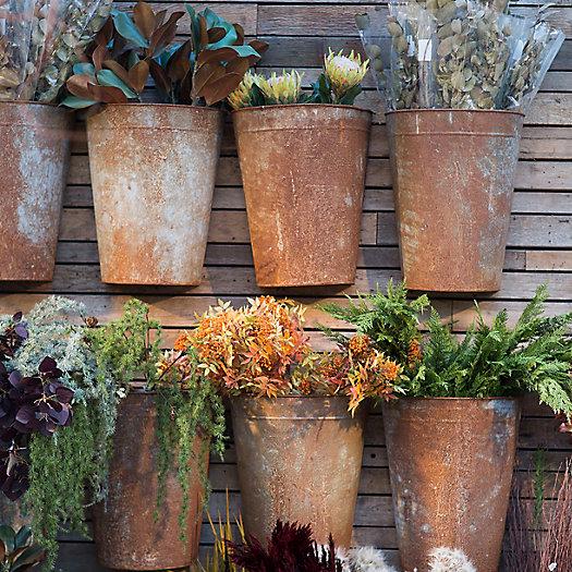 View larger image of Dried + Metal Botanical Arrangements