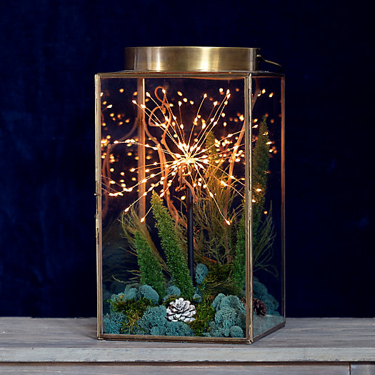 View larger image of Shop the Look: Woodland Nights Lantern