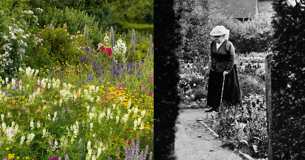 Garden History Gertrude Jekyll The Blog At Terrain Terrain