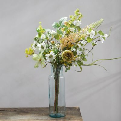 Shop the Look: Green Summer Faux Bouquet