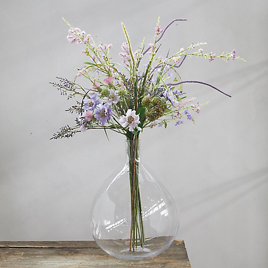 View larger image of Shop the Look: Lavender Morning Faux Bouquet