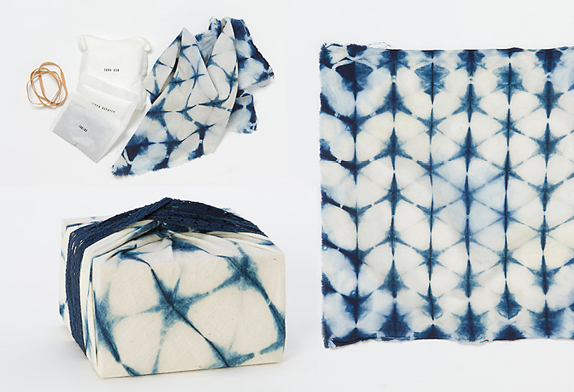 How To Indigo Dyed Fabric The Blog At Terrain