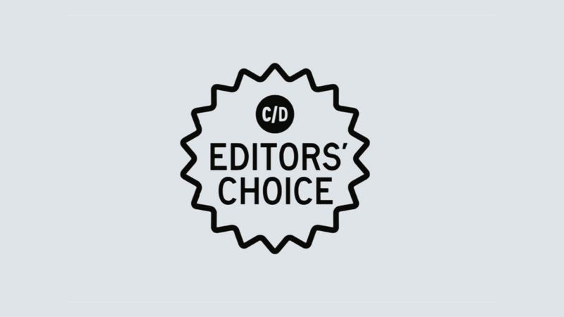 """2021 Car and Driver text logo that reads """"Editors' Choice."""""""