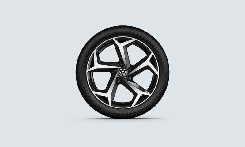 "Available 19"" alloy wheels"