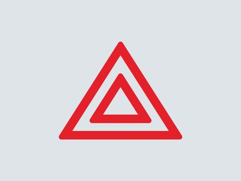 Intelligent crash response system icon